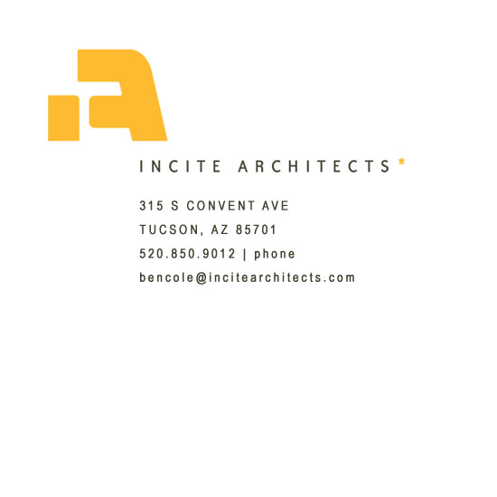 INCITE ARCHITECTS